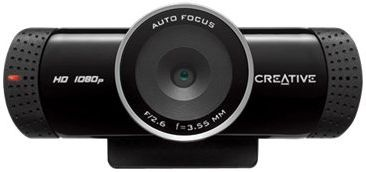 Webcam recommended for stop motion Live Cam Creative Connect HD 1080 (18 MP) Pris ca. 590 kr. i Danmark/80 EURO